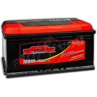 Sznajder Plus (6 CT-100) 100Ah-850Aen R+