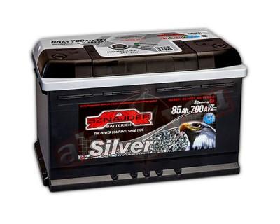 Sznajder Silver 585 25 (6 CT-85) 85Ah-700Aen R+ - фото 1