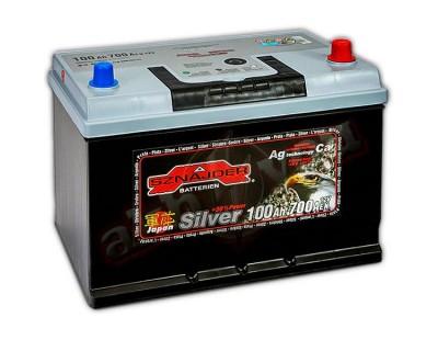 Sznajder Silver Japan 600 70 (6 CT-100) 100Ah-700Aen R+ - фото 1