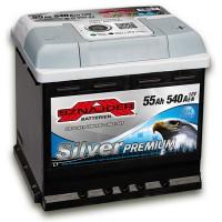 Sznajder Silver Premium (6 CT-55) 55Ah-540Aen R+