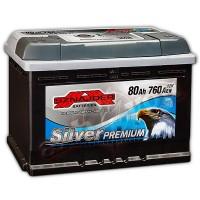 Sznajder Silver Premium (6 CT-80) 80Ah-760Aen R+