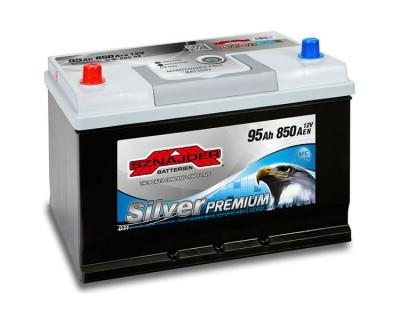 Sznajder Silver Premium JIS (6 CT-95) 95Ah-850Aen L+ - фото 1