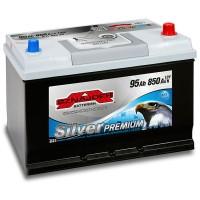 Sznajder Silver Premium JIS (6 CT-95) 95Ah-850Aen R+
