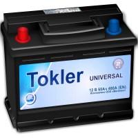 Tokler Universal (6 CT-60) 60Ah-480Aen L+ - фото 3