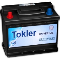 Tokler Universal (6 CT-60) 60Ah-480Aen L+