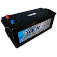 Tokler Universal (6 CT-140) 140Ah-850Aen L+