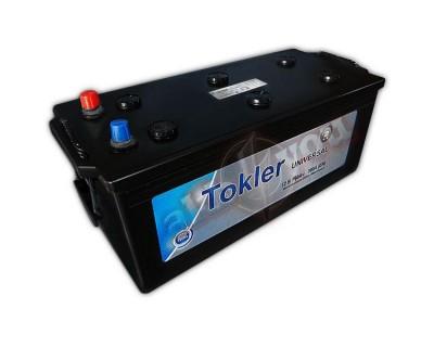 Tokler Universal (6 CT-140) 140Ah-850Aen L+ - фото 1