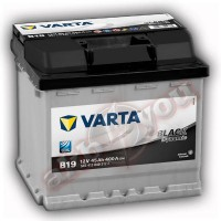 Varta Black Dynamic (B19) 545412040 (6 CT-45) 45Ah-400Aen R+
