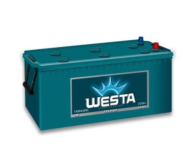 Westa Premium 225Ah-1500Aen L+ - фото 1