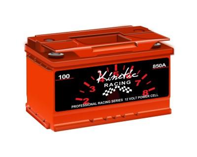 Westa Kinetic 100Ah-850Aen R+ - фото 1