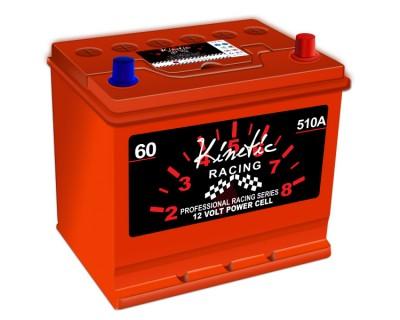 Westa Kinetic JIS 60Ah-510Aen R+ - фото 1