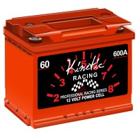 Westa Kinetic 60Ah 600Aen R+