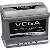 Vega 60Ah-600Aen h-175 L+
