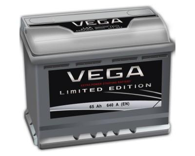 Vega 65Ah-640Aen L+ - фото 1