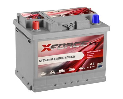XForce 6 CT-65Ah-640Aen (1) L+ - фото 1