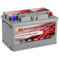 XForce 6 CT-75Ah-750Aen (0) R+ (h-175)