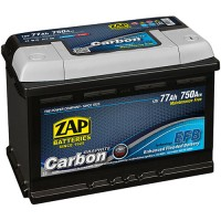 ZAP Start-Stop EFB Graphite Carbon 6 CT-77Ah