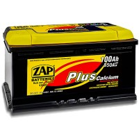ZAP Plus 6 CT-100Ah-850Aen (0) L+