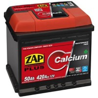 ZAP Plus 6 CT-50Ah-480Aen (0) L+