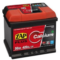 ZAP Plus 6 CT-50Ah-420Aen (0) R+ (h-175)