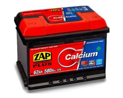 ZAP Plus 6 CT-62Ah-580Aen (0) R+ (h-175) - фото 1