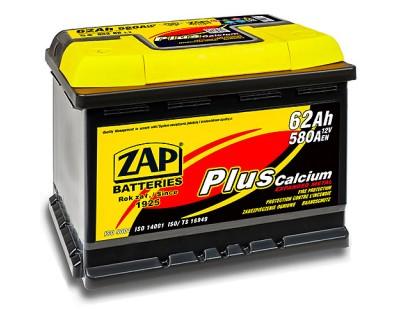 ZAP Plus 6 CT-62Ah-580Aen (1) L+ - фото 1