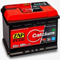 ZAP Plus 6 CT-62Ah-580Aen (1) L+