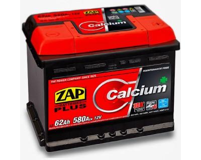 ZAP Plus 6 CT-62Ah-580Aen (0) R+ - фото 1