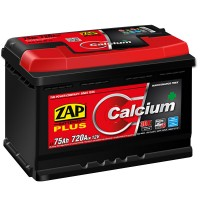 ZAP Plus 6 CT-75Ah-720Aen (1) L+