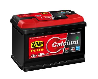 ZAP Plus 6 CT-75Ah-720Aen (0) R+ - фото 1