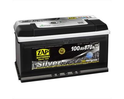 ZAP Silver 6 CT-100Ah-870Aen (0) R+ - фото 1