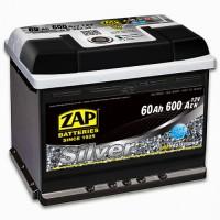ZAP Silver 6 CT-60Ah-600Aen (1) L+