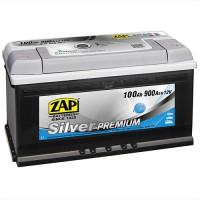 ZAP Silver Premium 6 CT-100Ah-900Aen (0) R+