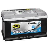 ZAP Silver Premium 6 CT-85Ah-800Aen (0) R+ (h-175)