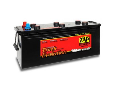 ZAP Truck Freeway HD Evolution 6 CT-190Ah-1200Aen L+ (3) - фото 1