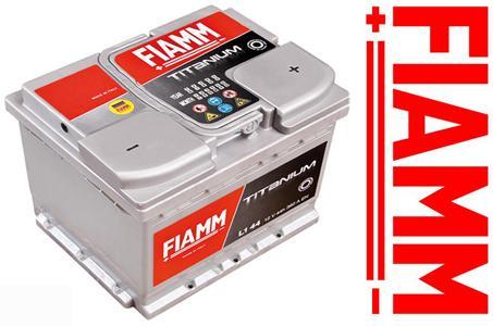 Автомобильный аккумулятор Fiamm